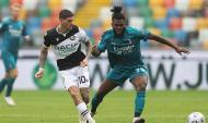 Udinese-AC Milan (Lusa)