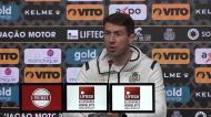 «Temos de chegar à baliza do Benfica e feri-los com golos»