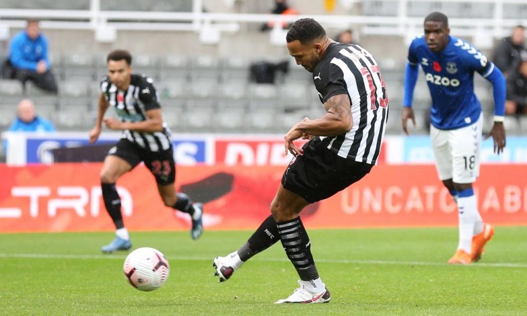Newcastle-Everton (Alex Pantling/EPA)