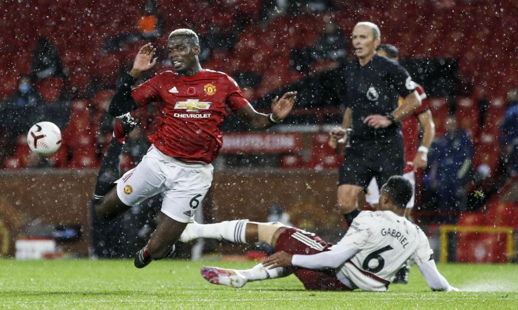 Man. United-Arsenal