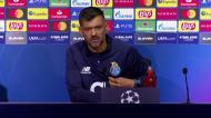 «Pepe saiu do treino e será difícil estar no jogo com o Marselha»