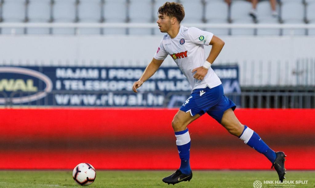 Mario Vuskovic (Foto: Hajduk Split)
