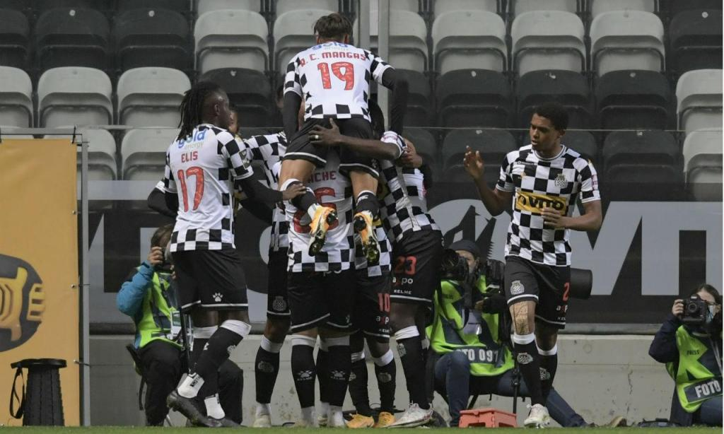 Boavista-Benfica (Lusa)