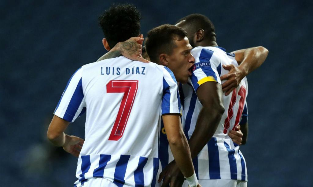 FC Porto-Marselha (Lusa)