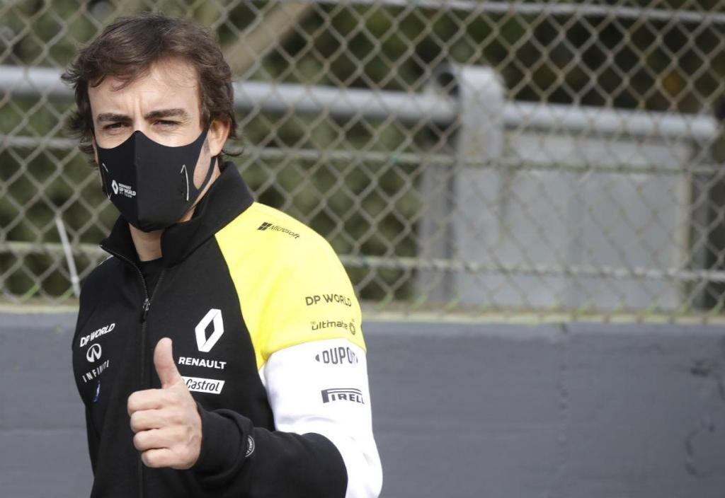 Fernando Alonso (Associated Press)