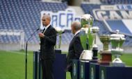 Pepe e Pinto da Costa (FC Porto)