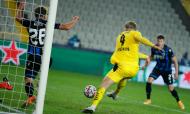 Club Brugge-Borussia Dortmund (Francisco Seco/AP)