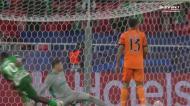 Golo de honra do Ferencváros frente à Juventus deixou adeptos em êxtase
