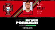 Sub-21: a convocatória de Rui Jorge para os últimos jogos de qualificação