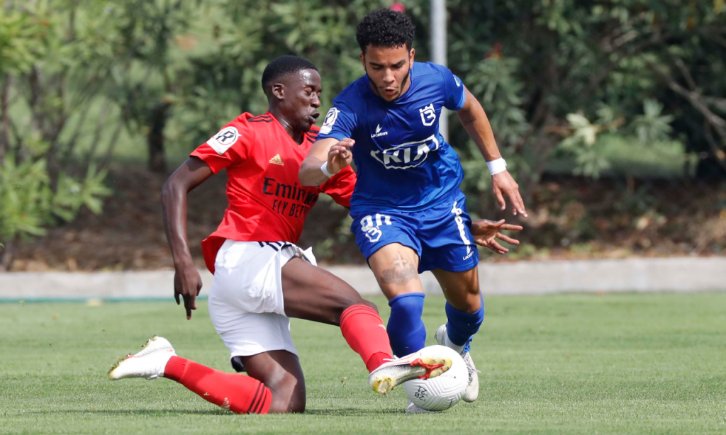 Liga Revelação: Benfica-Belenenses (FPF)