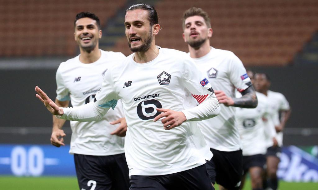 AC Milan-Lille (Lusa)