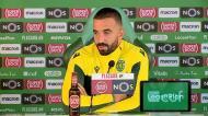 «Não concordo que o Sporting seja a melhor equipa a jogar em Portugal»