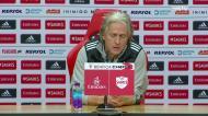 Benfica: Jesus revela história curiosa sobre a contratação de Gaitán