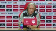 «Lucas Veríssimo? Se olhar para a carreira desportiva, vem para o Benfica»