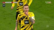 Dortmund-Bayern: assistência de Raphael Guerreiro e Reus abre o marcador