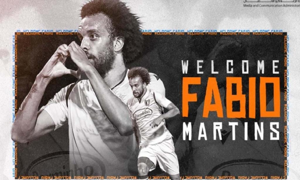 Fábio Martins (Al Shabab)