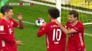 Contra-ataque do Bayern e Sané faz o 3-1 em Dortmund