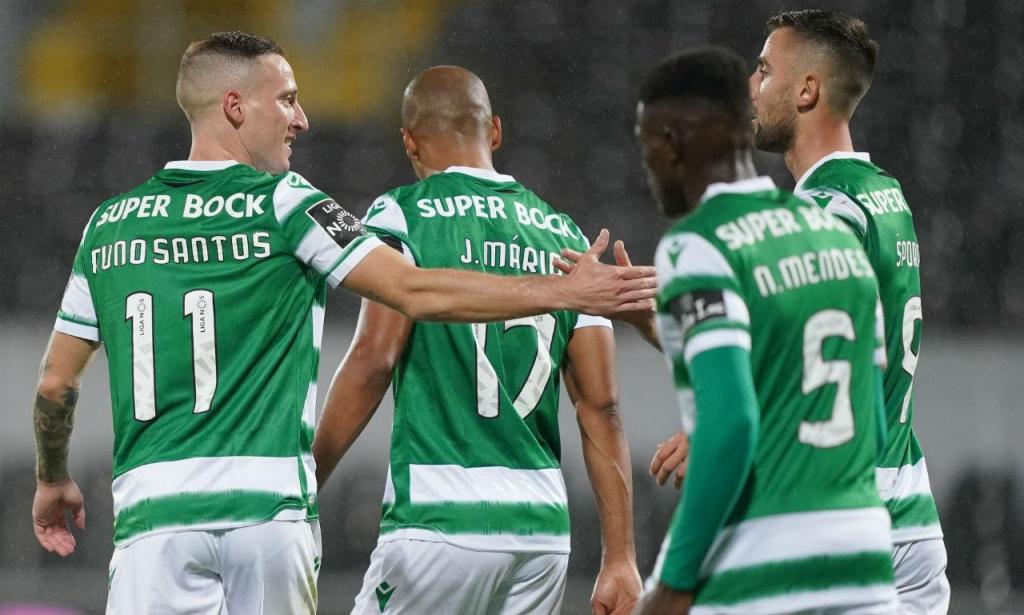 V. Guimarães-Sporting