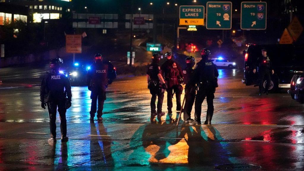Polícia EUA
