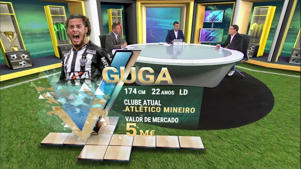 Mais Bastidores: quem é o novo lateral que está na agenda do Benfica