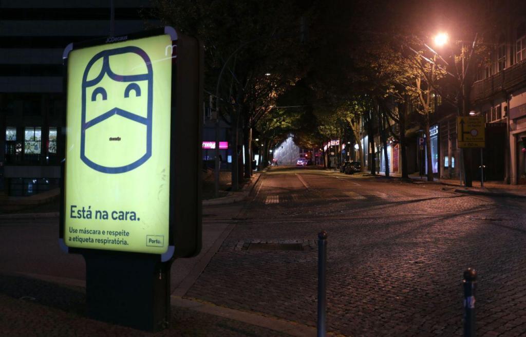 Estado de emergência no Porto