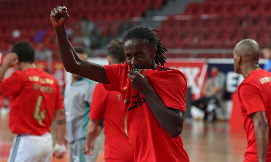Futsal do Benfica 2020/2021: Silvestre Ferreira (Benfica)