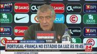 Fernando Santos: «Desde há muitos anos que temos jogos decisivos»