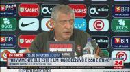 Fernando Santos: «Este jogo merecia público»