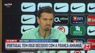 José Fonte e o duelo com a França: «Não dei muitas dicas»