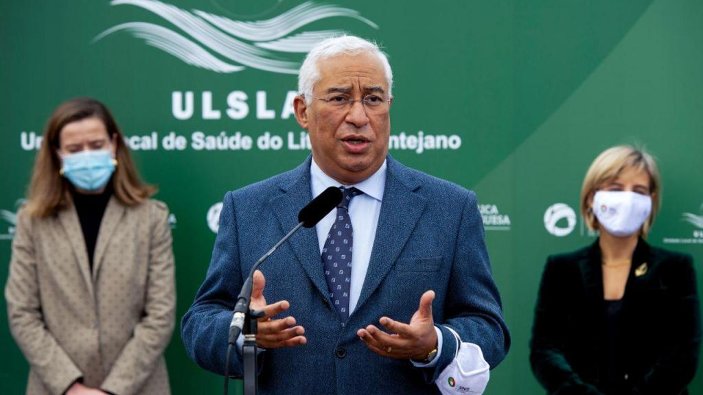Inauguração das instalações do Serviço de Urgência da Unidade Local de Saúde do Litoral Alentejano