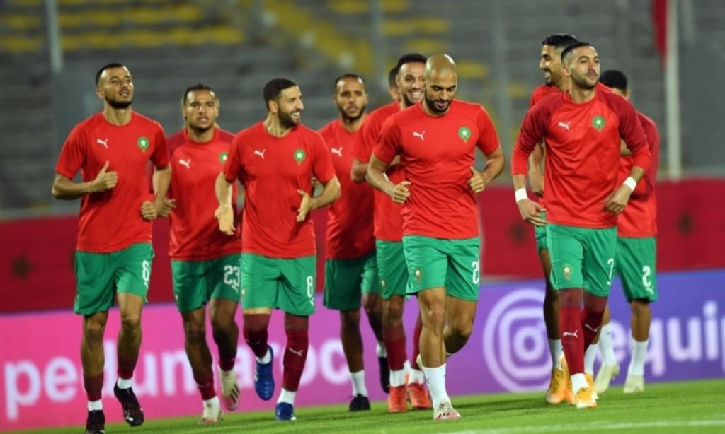 Seleção de Marrocos (FRMF)