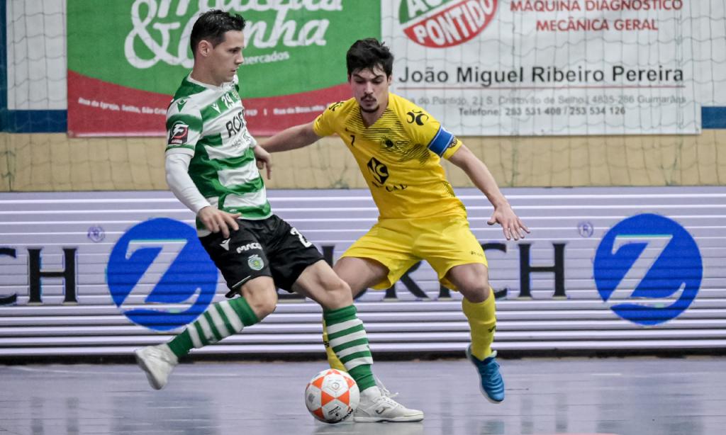 Futsal: Candoso-Sporting (CR Candoso)