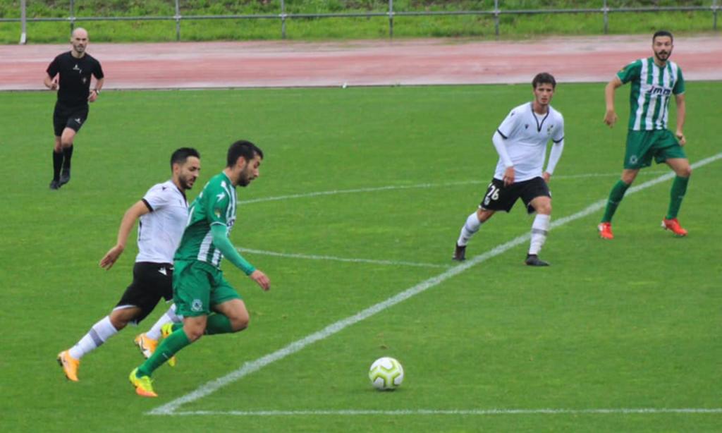 Campeonato de Portugal: V. Guimarães B-São Martinho (ARSM)
