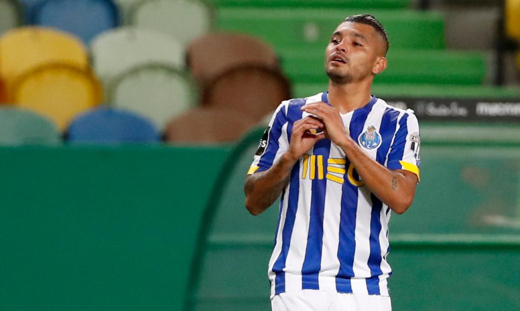 1.º: Jesús Corona (FC Porto): 30 milhões de euros)