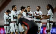 Portugal venceu a Croácia em Split