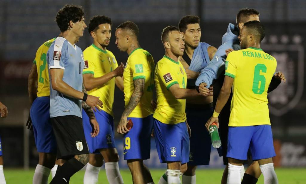 Uruguai-Brasil (EPA/Raul Martinez)