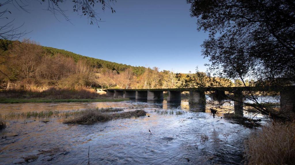 Nova ponte repõe travessia reclamada por população afetada pela barragem do Alto Tâmega