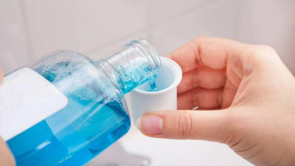 Elixir bucal