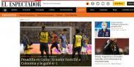 Jornais colombianos criticam Carlos Queiroz após a goleada da Colômbia com o Equador