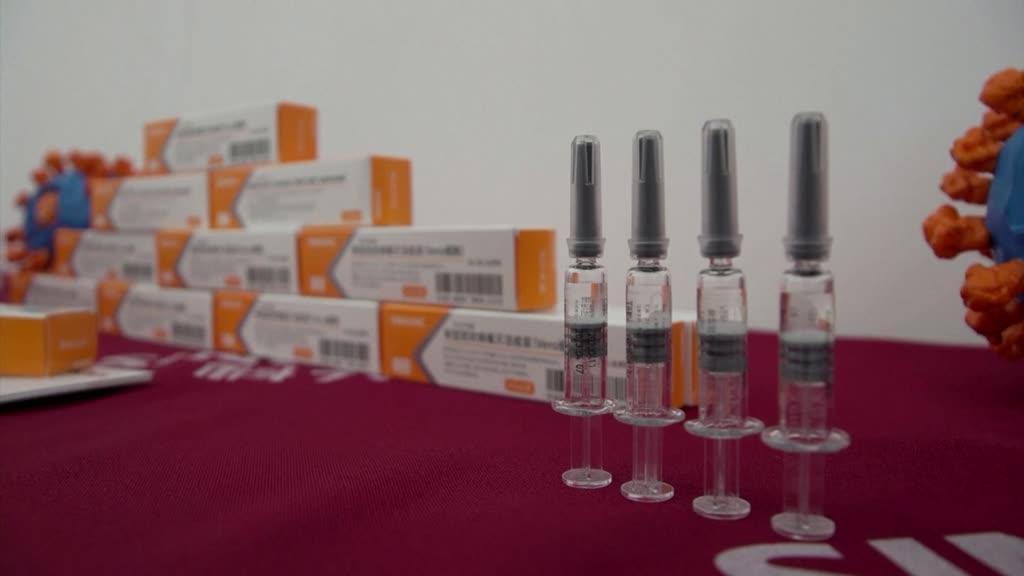 Coronavac: vacina chinesa com resultados positivos