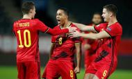 Bélgica-Dinamarca (AP Photo/Francisco Seco)