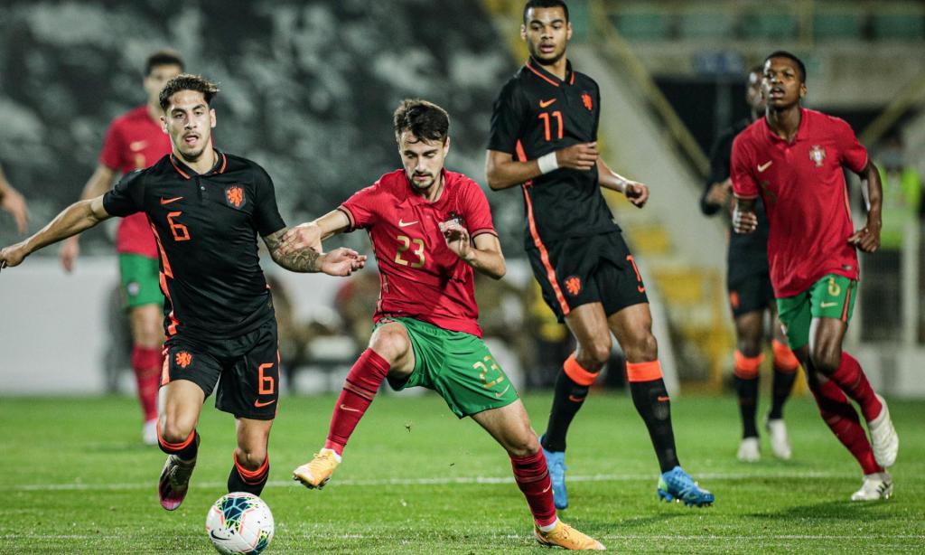 Portugal-Países Baixos sub21
