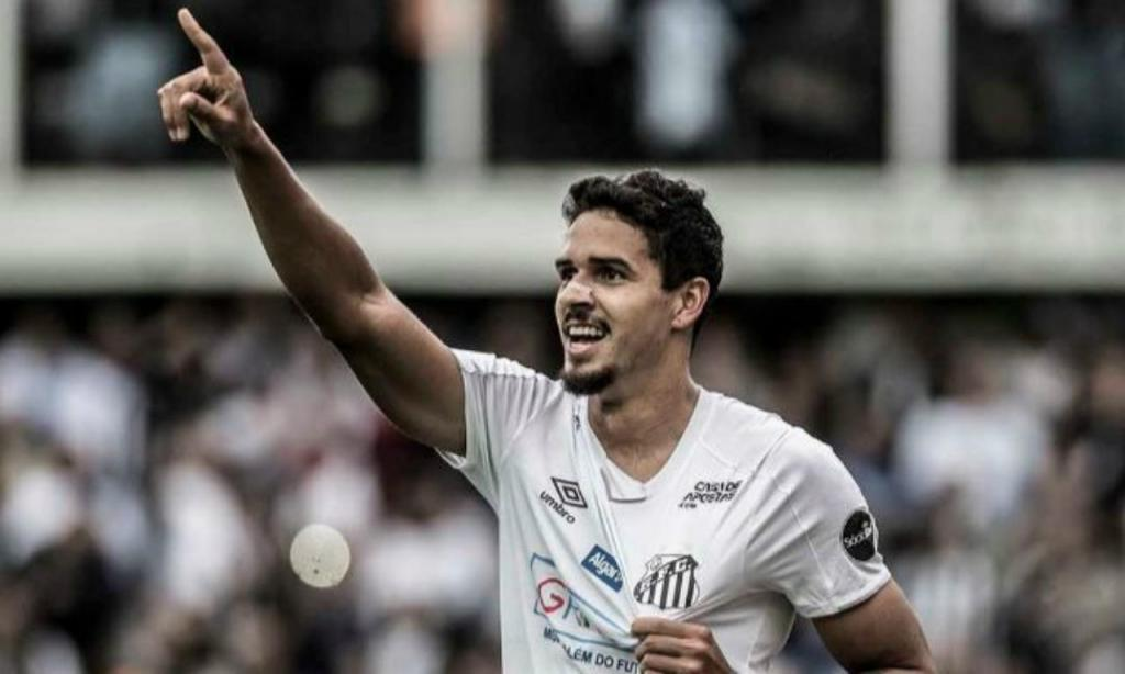 Lucas Veríssimo (Foto: Ivan Storti/ Santos FC)