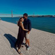 Antonio Adan e Ana Mamore