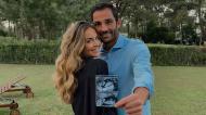 António Adan e Ana Mamore
