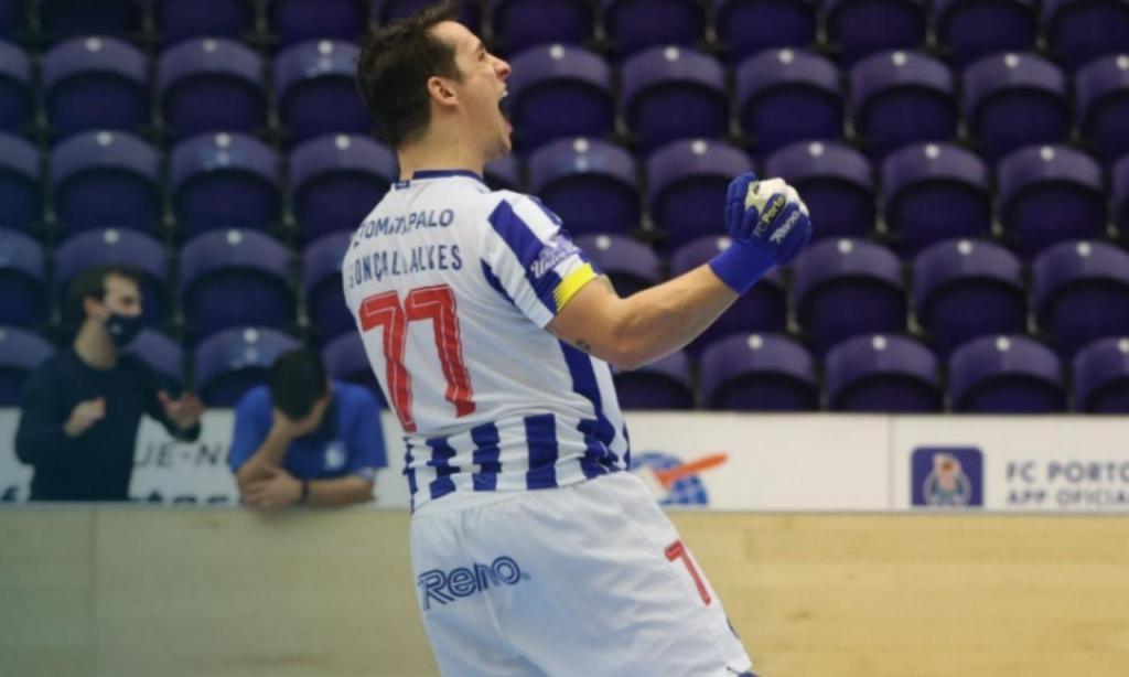 Gonçalo Alves em destaque no FC Porto