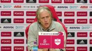 «Nenhum dos jogadores que foram às seleções vão jogar com o Paredes»