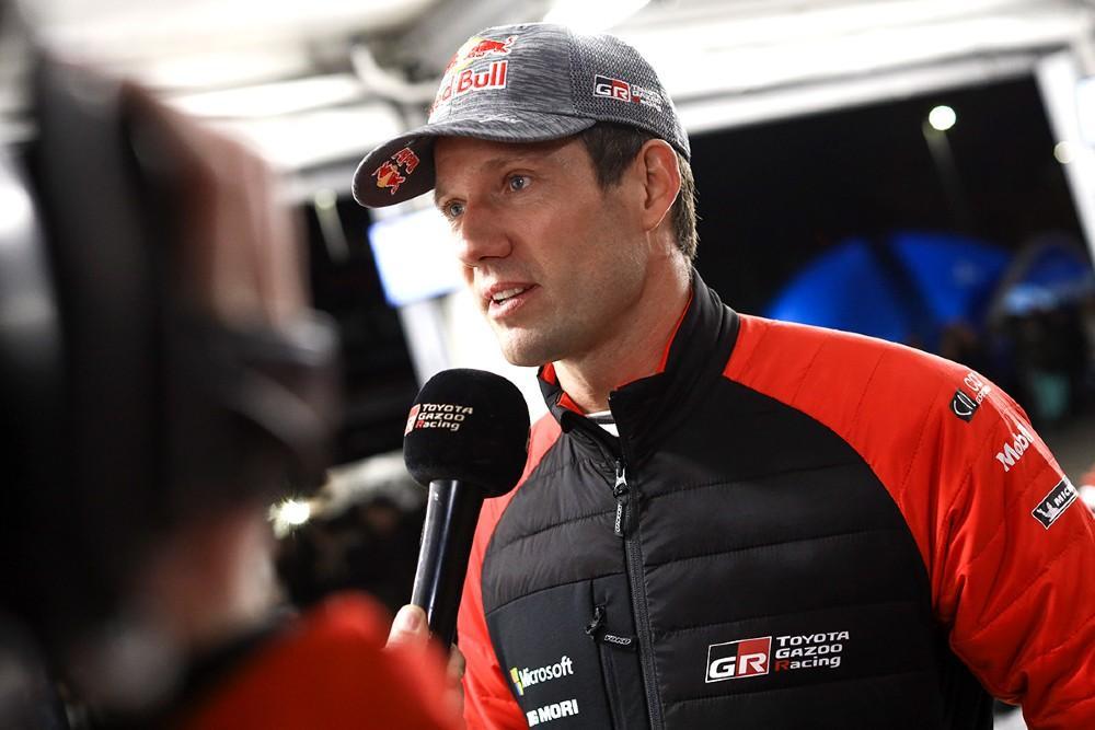 Sébastien Ogier (Toyota Gazoo Racing)
