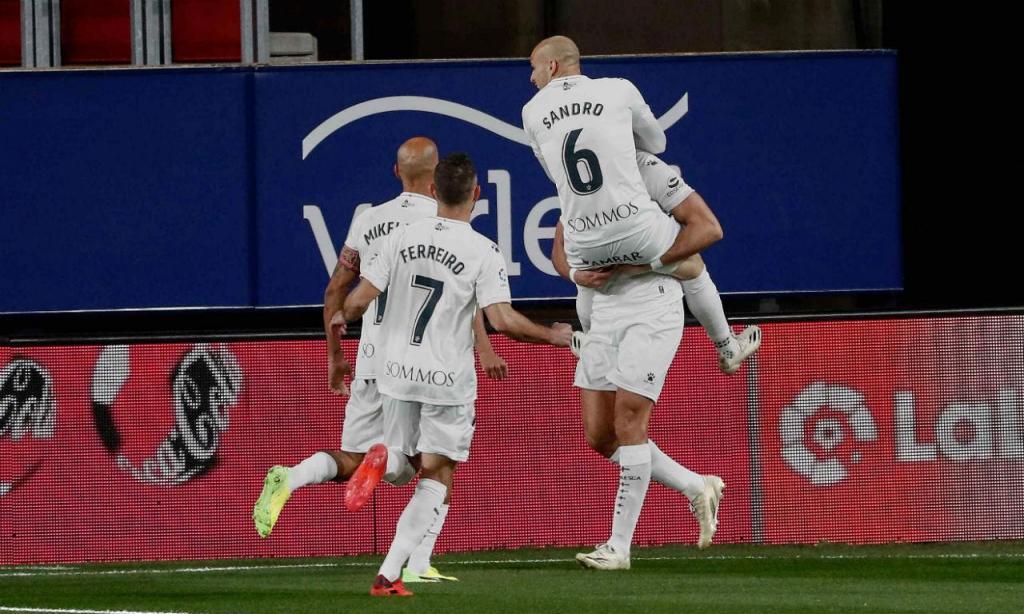 Huesca somou mais um empate em Osasuna