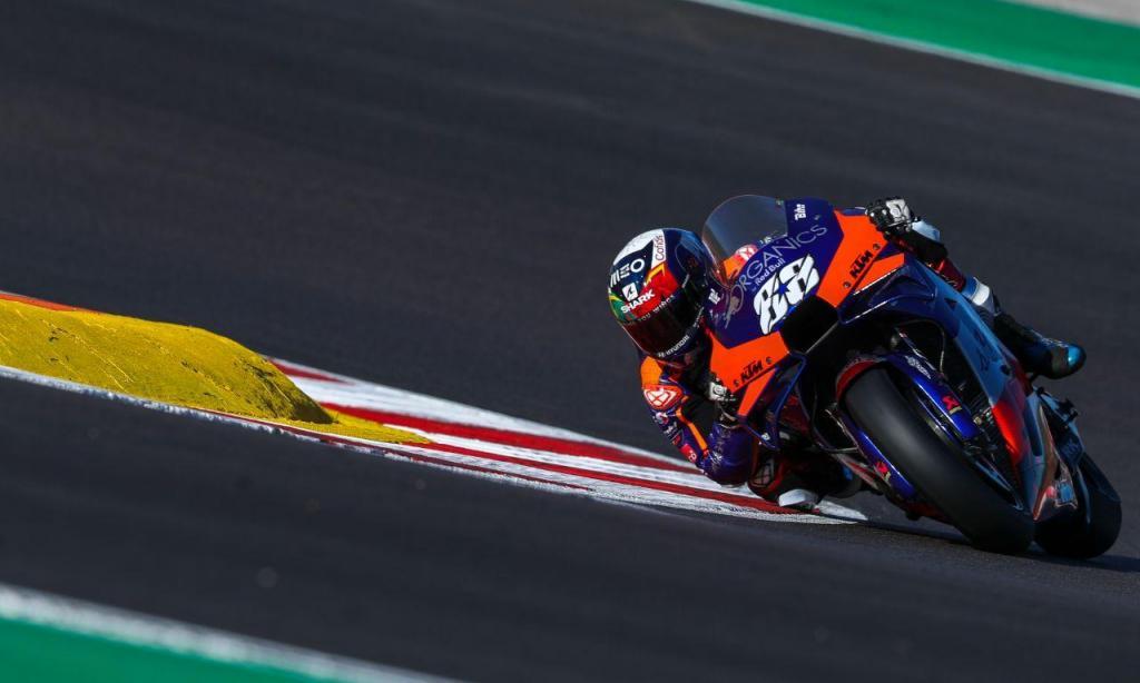 As melhores imagens do Moto GP